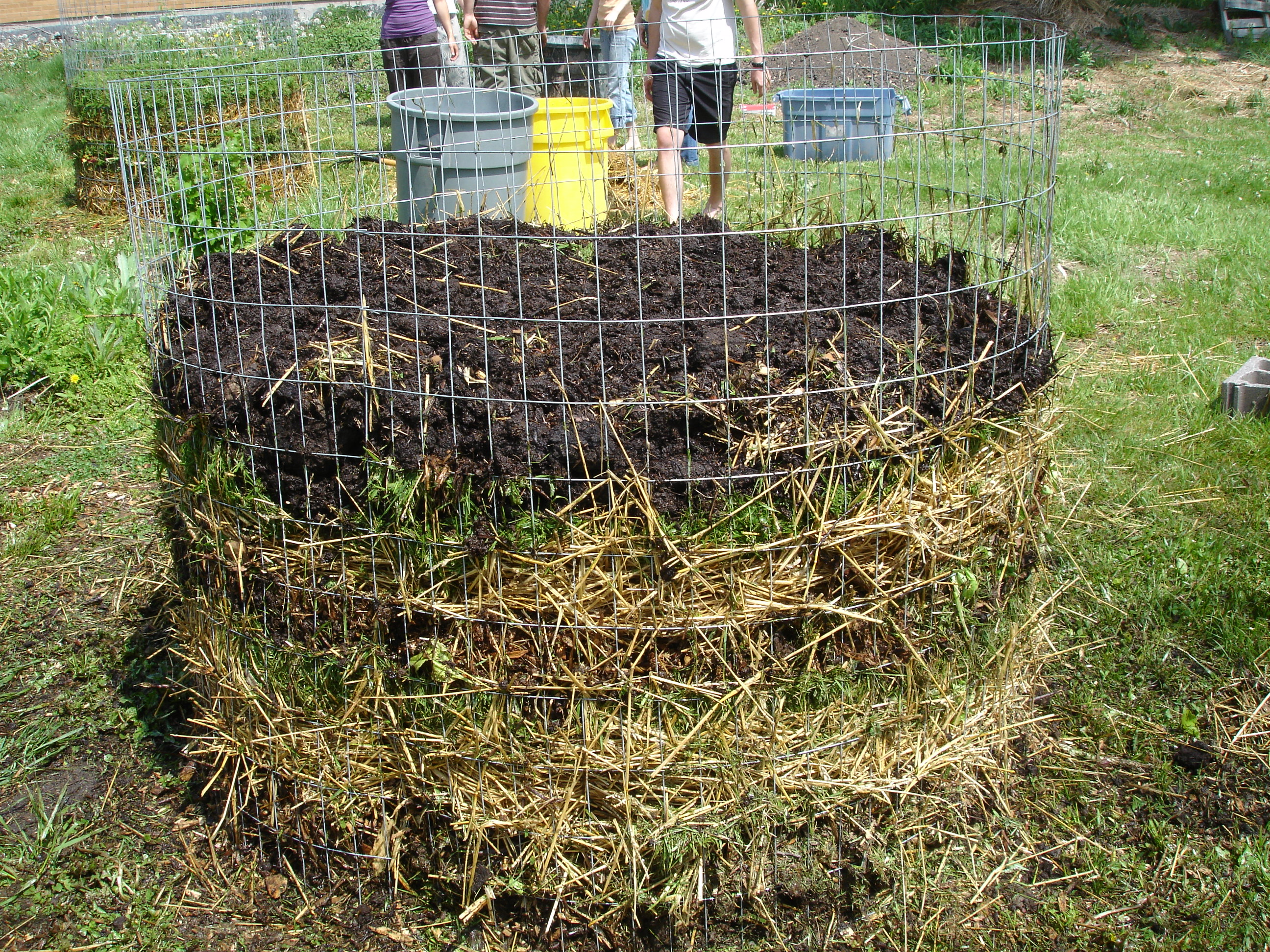 Home Composting, Turning food waste into gardening gold | Edible Indy