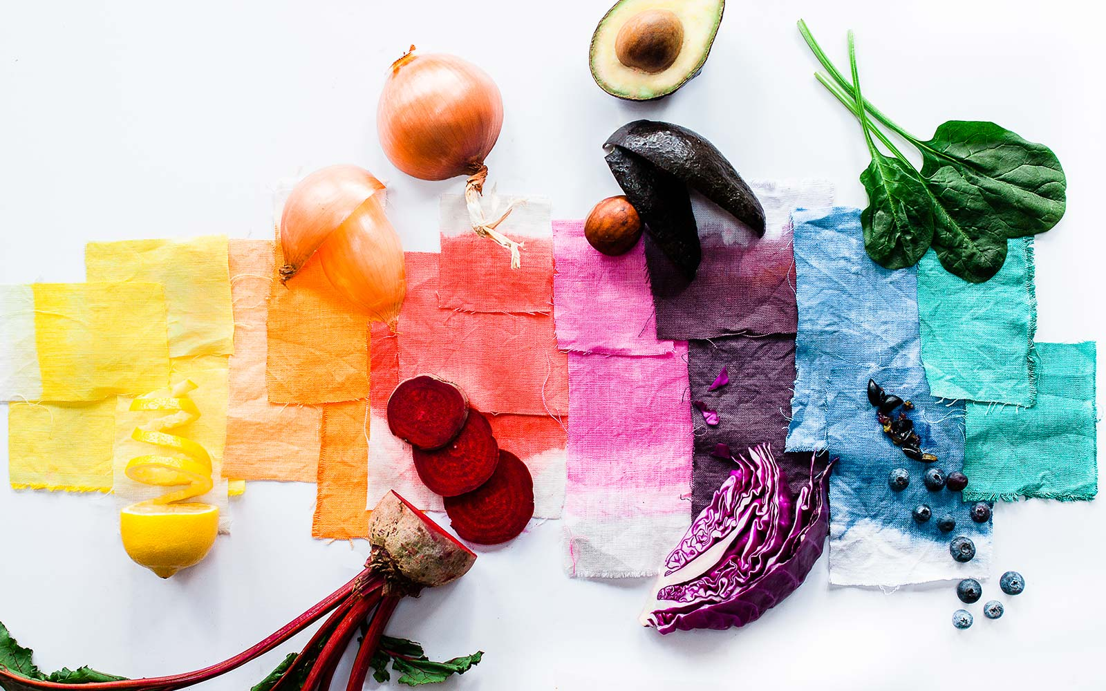 True Colors: Creating Natural Food Dyes at Home | Edible Indy
