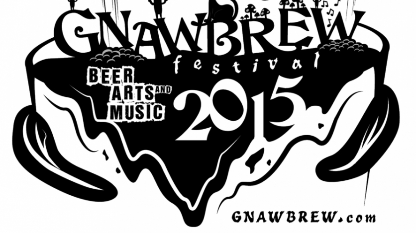 GnawBrew Beer Art and Music Festival - www.GnawBrew.com