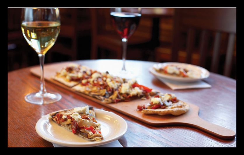 Pizza and Wine at Mallow Run Winery