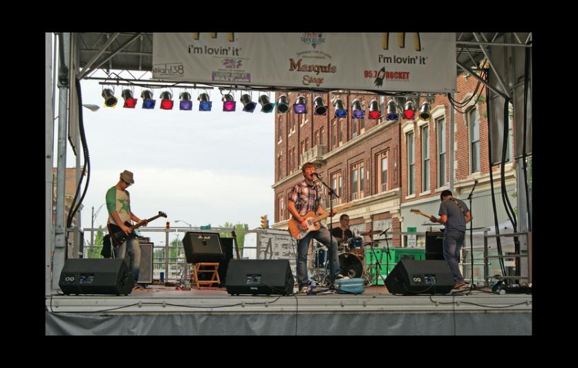 Uptown Jazz & Blues Festival Lafayette