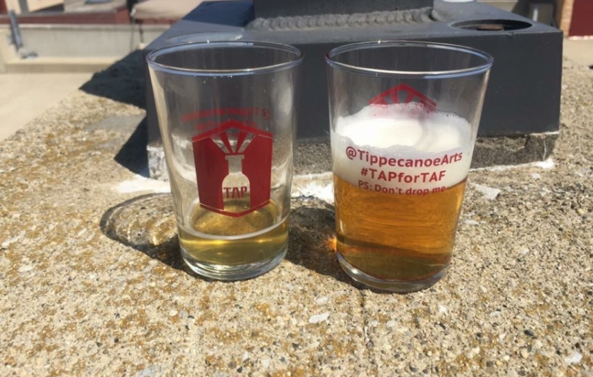 Tap for Taf Craft Beer Event