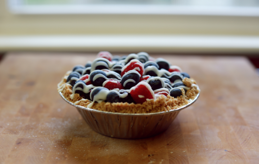 A Berry Bread Basket