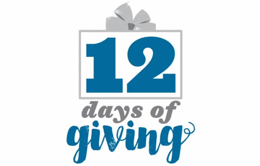 12 days of giving contest