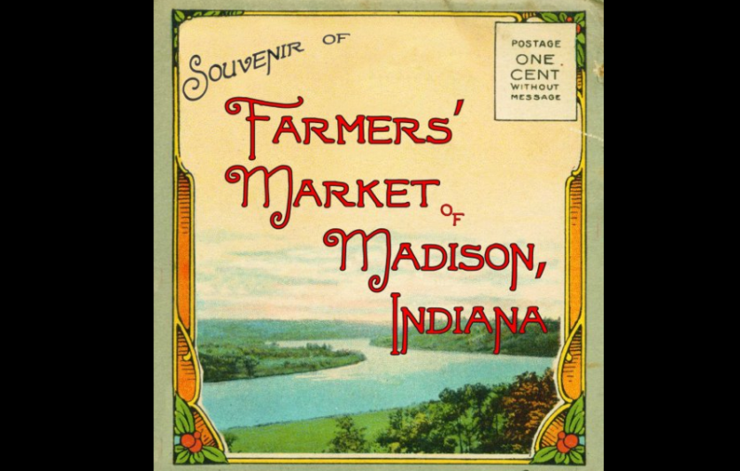 Farmers Market of Madison Indiana