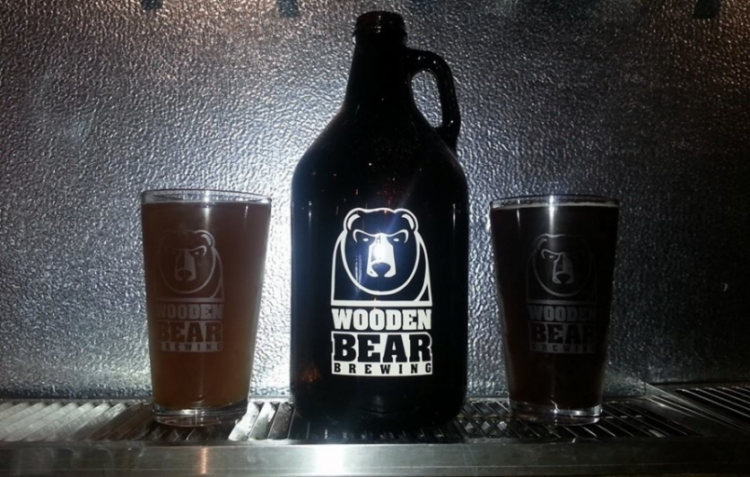 Wooden Bear Brewing Edible Indy