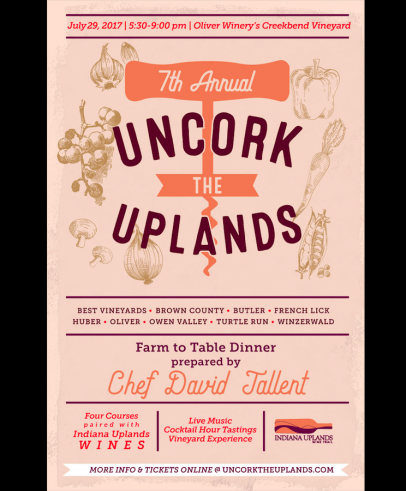 7th ANNUAL UNCORK THE UPLANDS