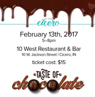 Taste of Chocolate, Our Town of Cicero