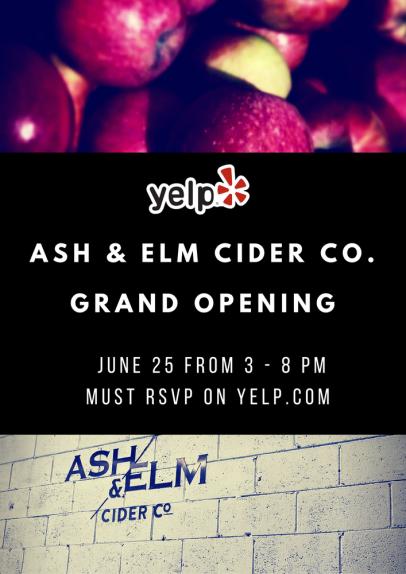 Ash & Elm Cider Co. Indiana Yelp