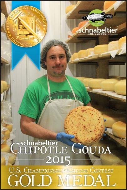 Chipotle Gouda Cheese