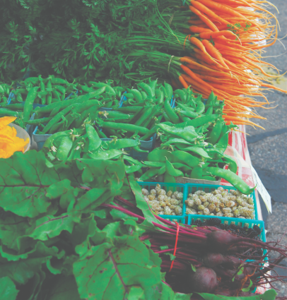 The Farmers Market Goes Online | Edible Indy