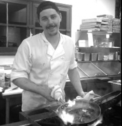 Chef Michael Blagg