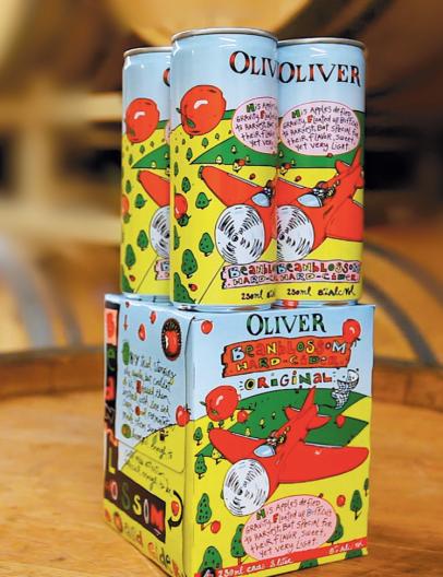 Oliver's Fun Cider