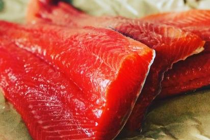 Sustainable salmon