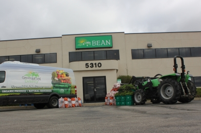 2,000 pounds of fresh produce donated to Second Helpings'