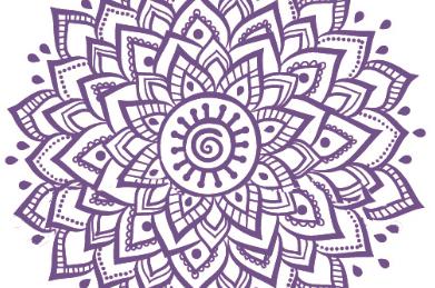 Purple Chakra