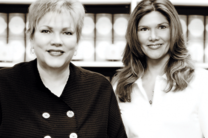 Lynn Manley and Daughter Laura Cler