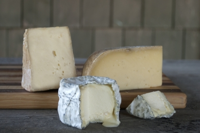 cheese made at traders point creamery