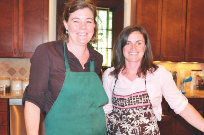 Owners Julie Komsiski and Lesley Bartone