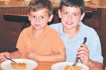 Will and Nathan Bartone