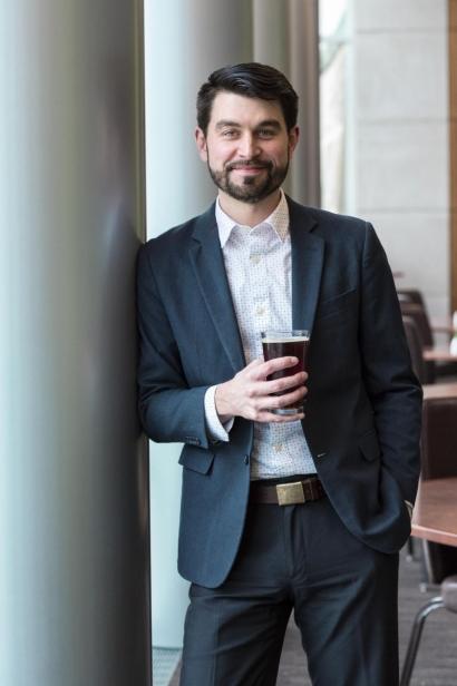 Joshua Ratliff, Hospitality Director of the IMA