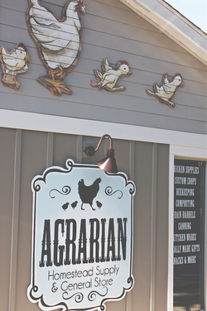 Agrarian Indy in South Broad Ripple