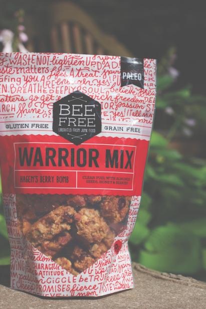 Warrior Mix from BeeFree Gluten Free