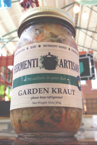 Fermenti Artisan at the Indy City Market in Downtown Indianapolis