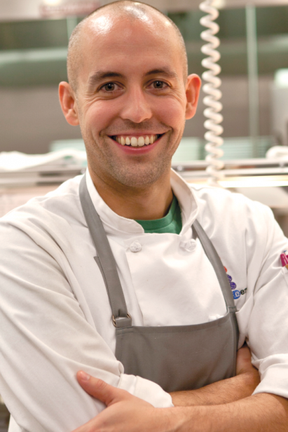 Cerulean owner and chef, Caleb France