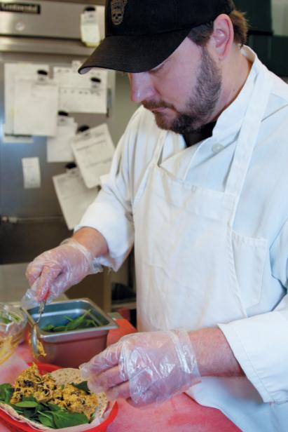 Chef Luke Caenepeel