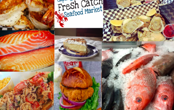 Caplinger's Fresh Catch is located in Noblesville and Indianapolis