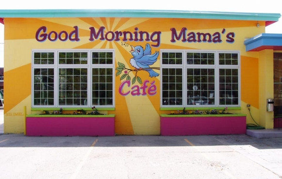 Good Morning Mama's Cafe