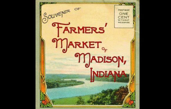 Farmers Market of Madison Indiana