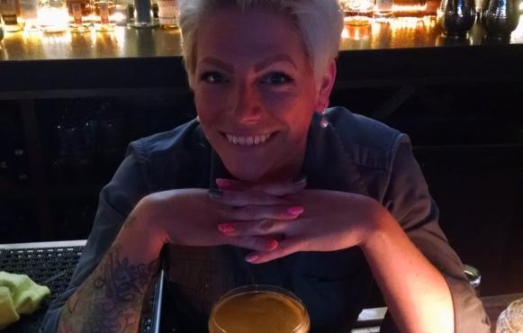 Allison, Bartender at Broken Beaker