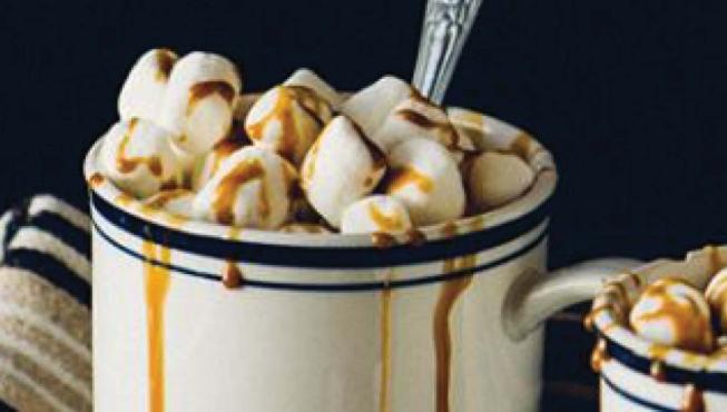 Indiana Whiskey Hot Chocolate