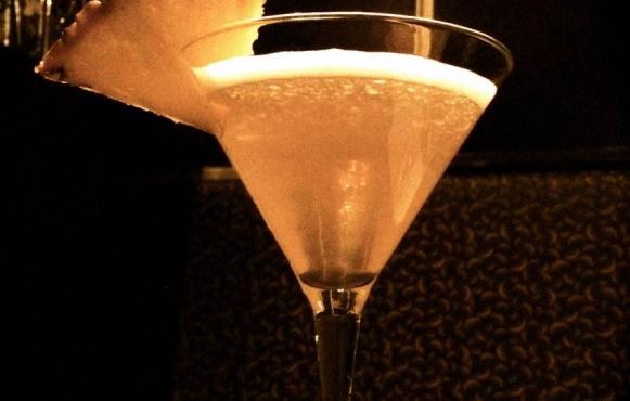Peterson's Restaurant Pinetini Cocktail