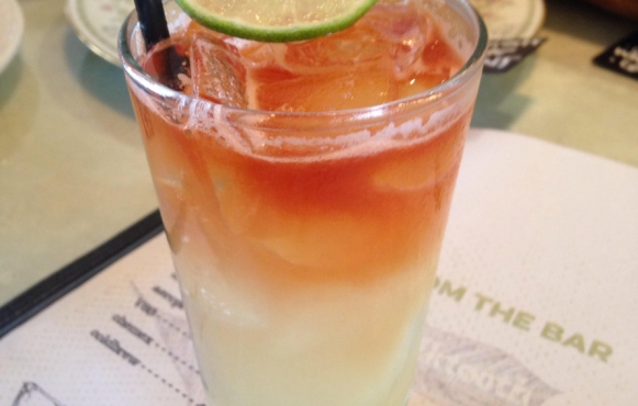 Milktooth's Plum Sugar Cocktail