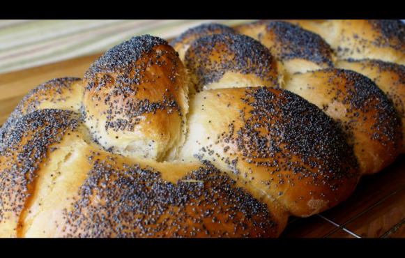 braided challah bread milktooth