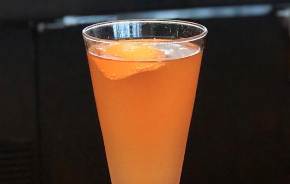 Sparkling Grapefruite Cocktail Recipe
