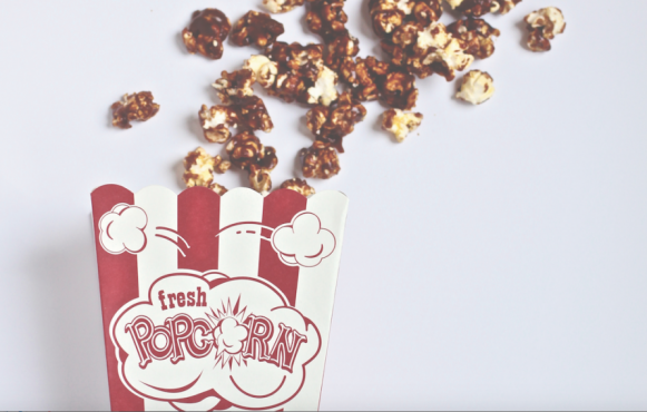 """Harry """"Popper"""" Butterbeer Popcorn recipe, Indianapolis Symphony Orchestra"""
