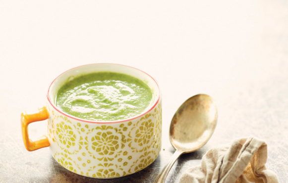 Nettle Soup Recipe, Edible Indy, Foraging