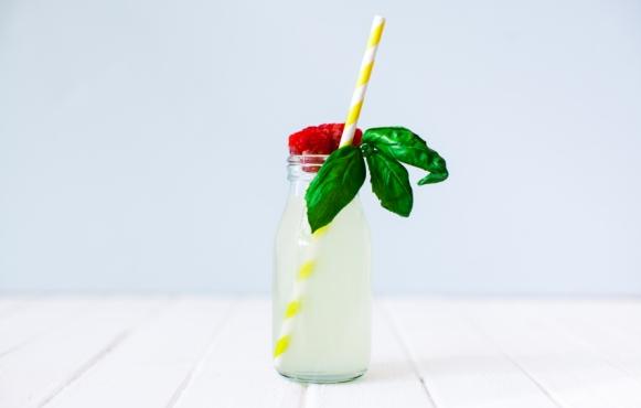 Raspberry Racer Cocktail