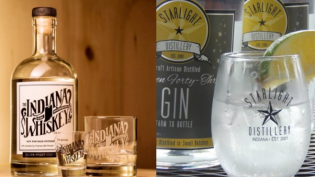 The Indiana Whiskey Co. and Starlight Distillery