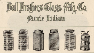 Ball Jars, Muncie Indiana