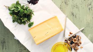 Jason Thomas Michael, Urban Farms, Garlic Mustard Greens, Pesto, Recipes
