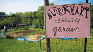 Burkhart Community Garden