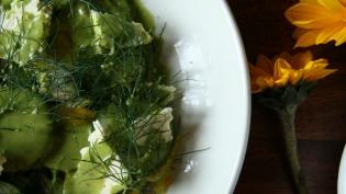 Darin's Cucumber Salad