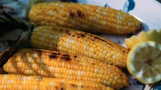 Luke's Cajun Corn