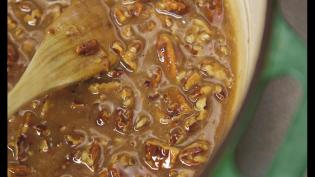 Peanut Butter Pralines