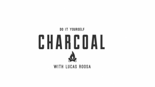 Make Your Own Charcoal Graphic